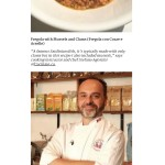 Fregola proves to be a flavourful favourite of many a chef and home cook